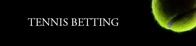 tennis betting